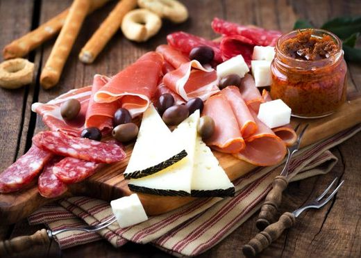 Fromages & charcuteries